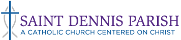 St. Dennis Catholic Church Logo